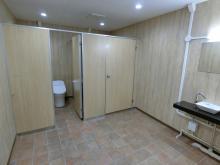 共用部:女子トイレ