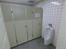 共用部:男子トイレ1